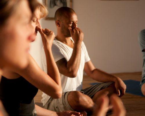 Yoga and Pranayama Class Heidelberg