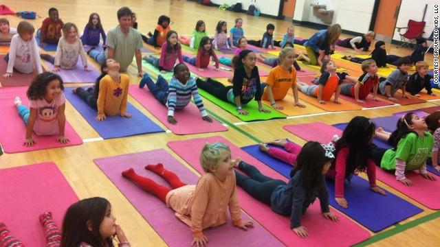 Yoga Curriculum Schools