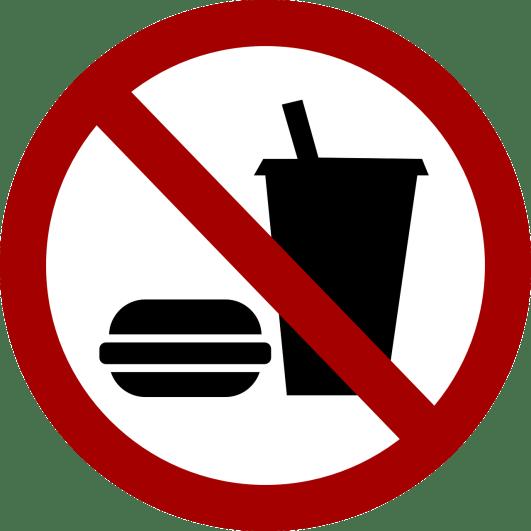 Avoid eating before Yoga session