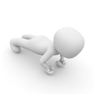 Plank position