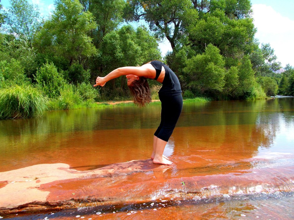 A flexible Yogini: Post :Belly fat Reduction challenge