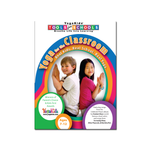 YogaKids Tools for Schools for the Classroom DVD
