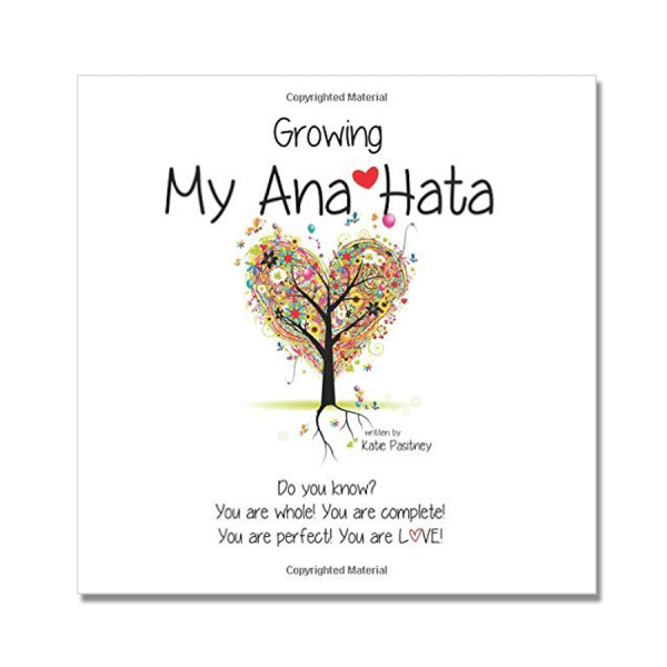 Growing My Ana Hata Book