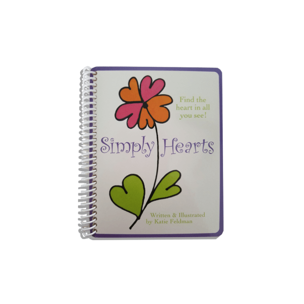 Simply Hearts Book