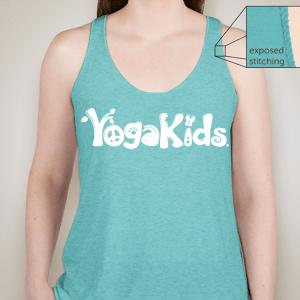 YogaKids Logo Tank