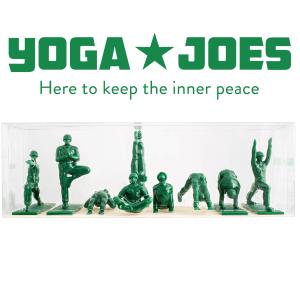Yoga Joes Green