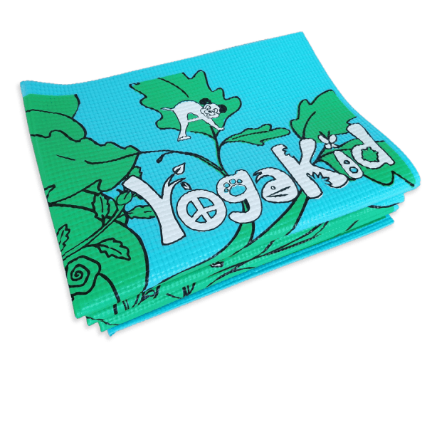 Kids Yoga Mat Folded