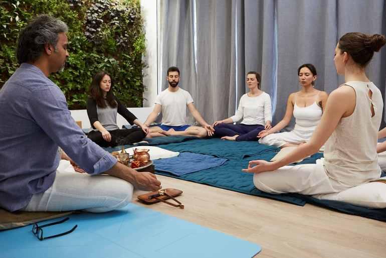Yoga Darshana - Théorie et Philosophie du Yoga