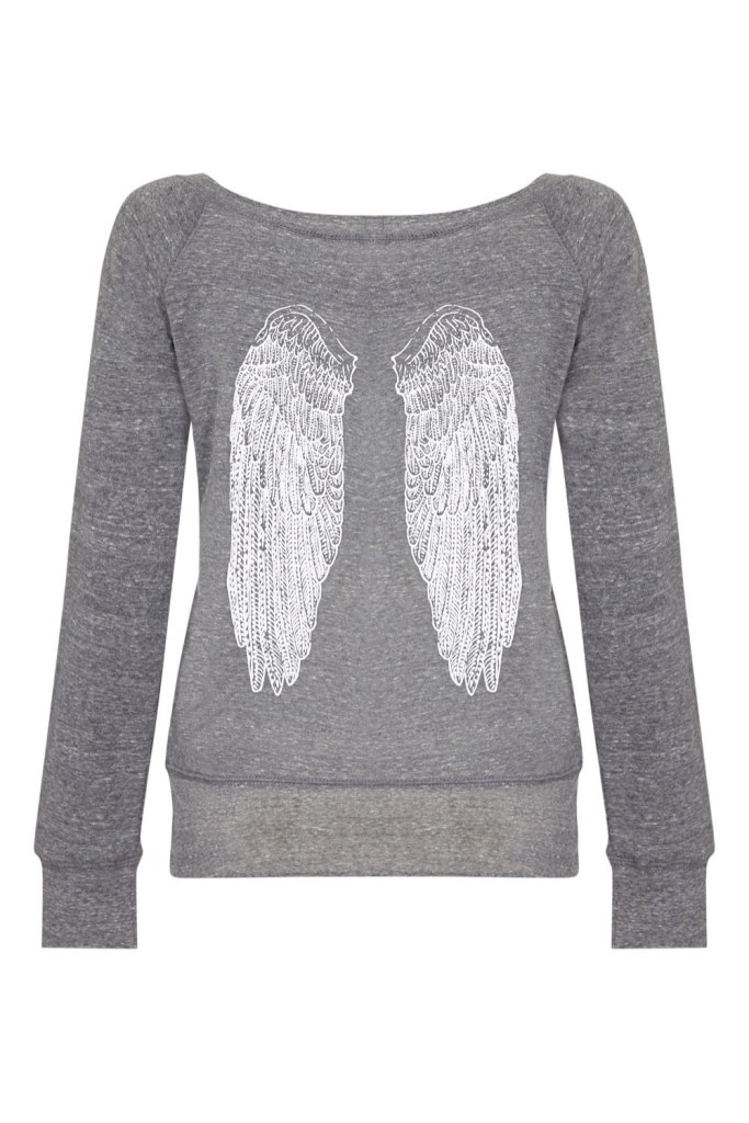 Angel sweater grey_B