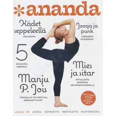 Ananda lehti – numero 4/2012