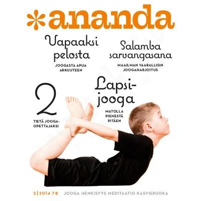 Ananda lehti – numero 3/2014