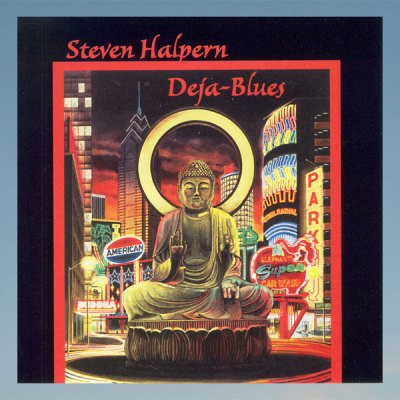 Deja-Blues – Steven Halpern – CD