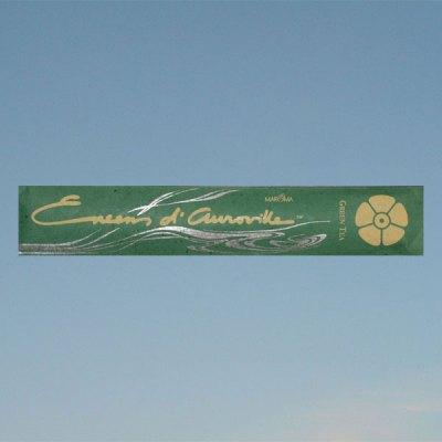 Suitsuke – Green tea – Vihreä tee – Maroma Auroville