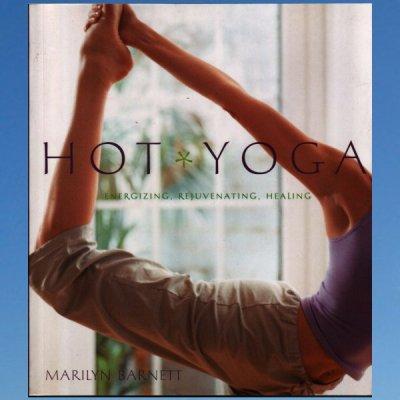 Hot yoga- Marilyn Barnett