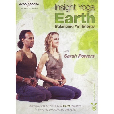 Insight Yoga Earth – Balancing Yin Energy – Sarah Powers – DVD