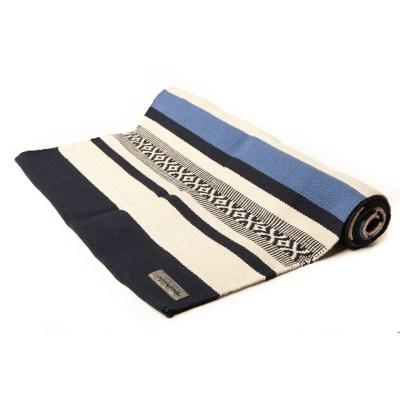 Puuvillamatto – Sininen – Yogalife
