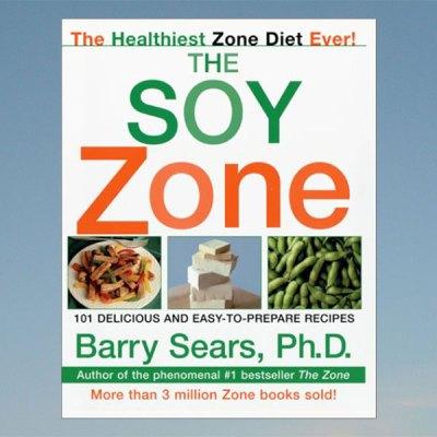 Soy zone – Barry Sears
