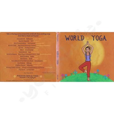 World yoga – Putomayo presents – CD