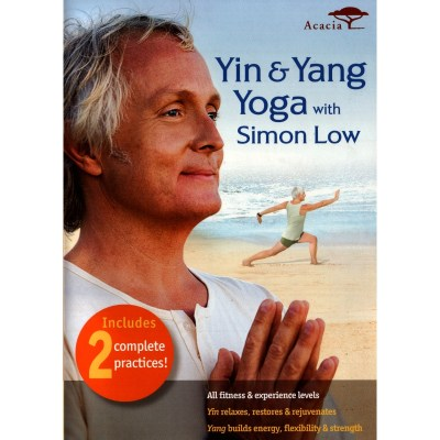 Yin & Yang Yoga – Simon Low DVD Yogalife