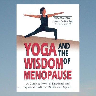 Yoga & wisdom of menopause – Suza Franzina