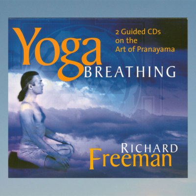 Yoga breathing – Richard Freeman – 2CD