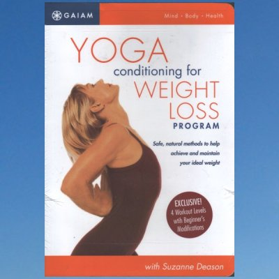 Yoga Conditioning for Weight Loss Program – Suzanne Deason GAIAM DVD