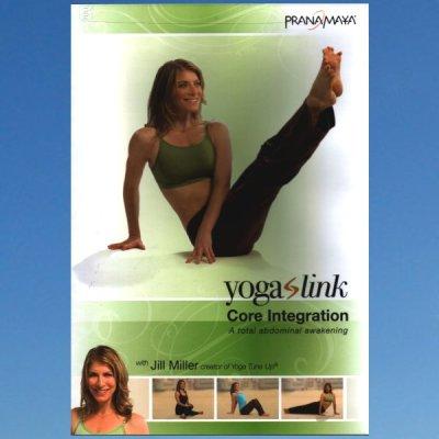 Yoga link – core intregration – Jill Miller – Pranamaya DVD