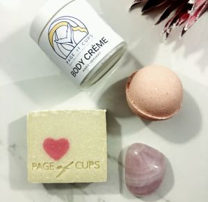 Page Of Cups Self Love Kit