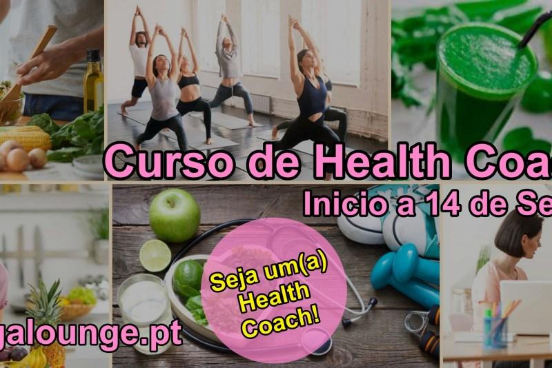 Curso health coaching em Lisboa
