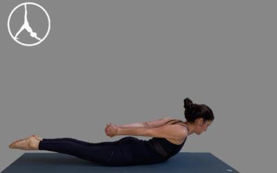 Yoga for lower back pain (60 min – Level 1-2)