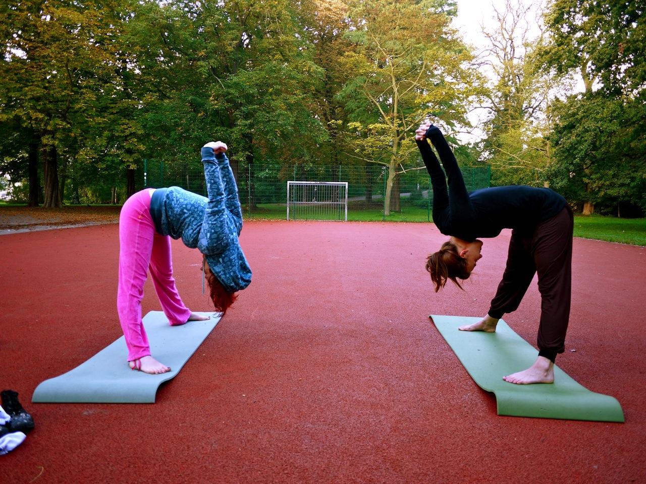 Ashtanga Yoga jeden Dienstag von 8:00 – 10:00