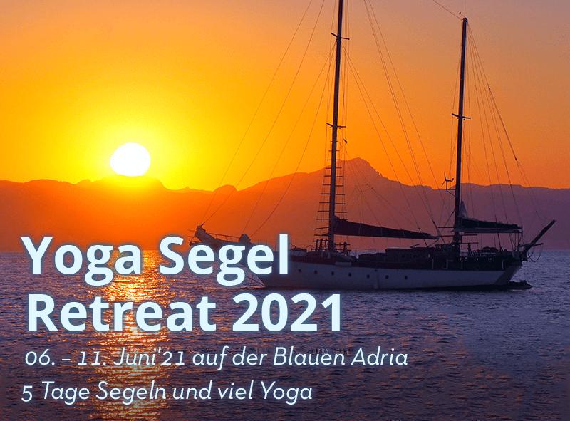 Yoga Segeln 2021 Kroatien – 30. Mai – 4. Juni oder 06. bis 11. Jun. 21