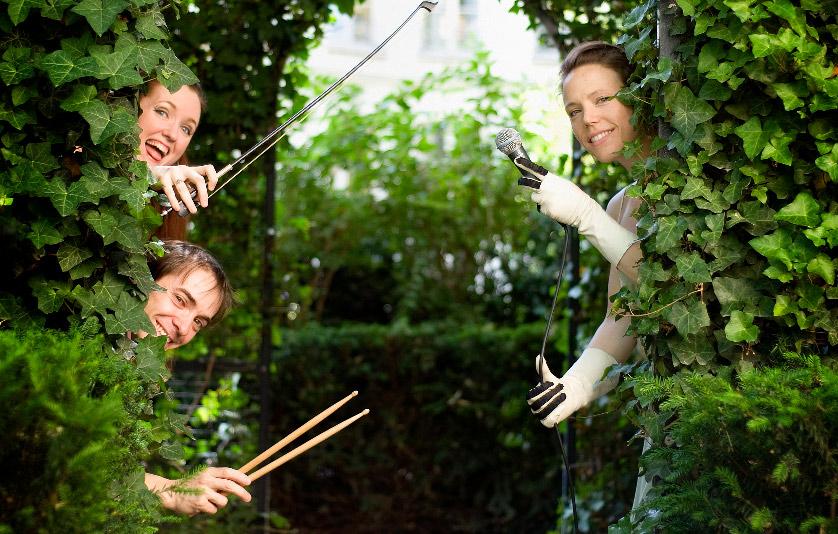 ♪ Kristina Vaughan : Concert ce Dimanche 24 septembre et Lancement de CROWDFUNDING !