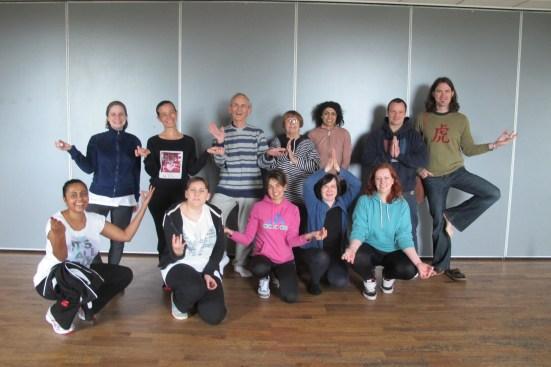April Workshop