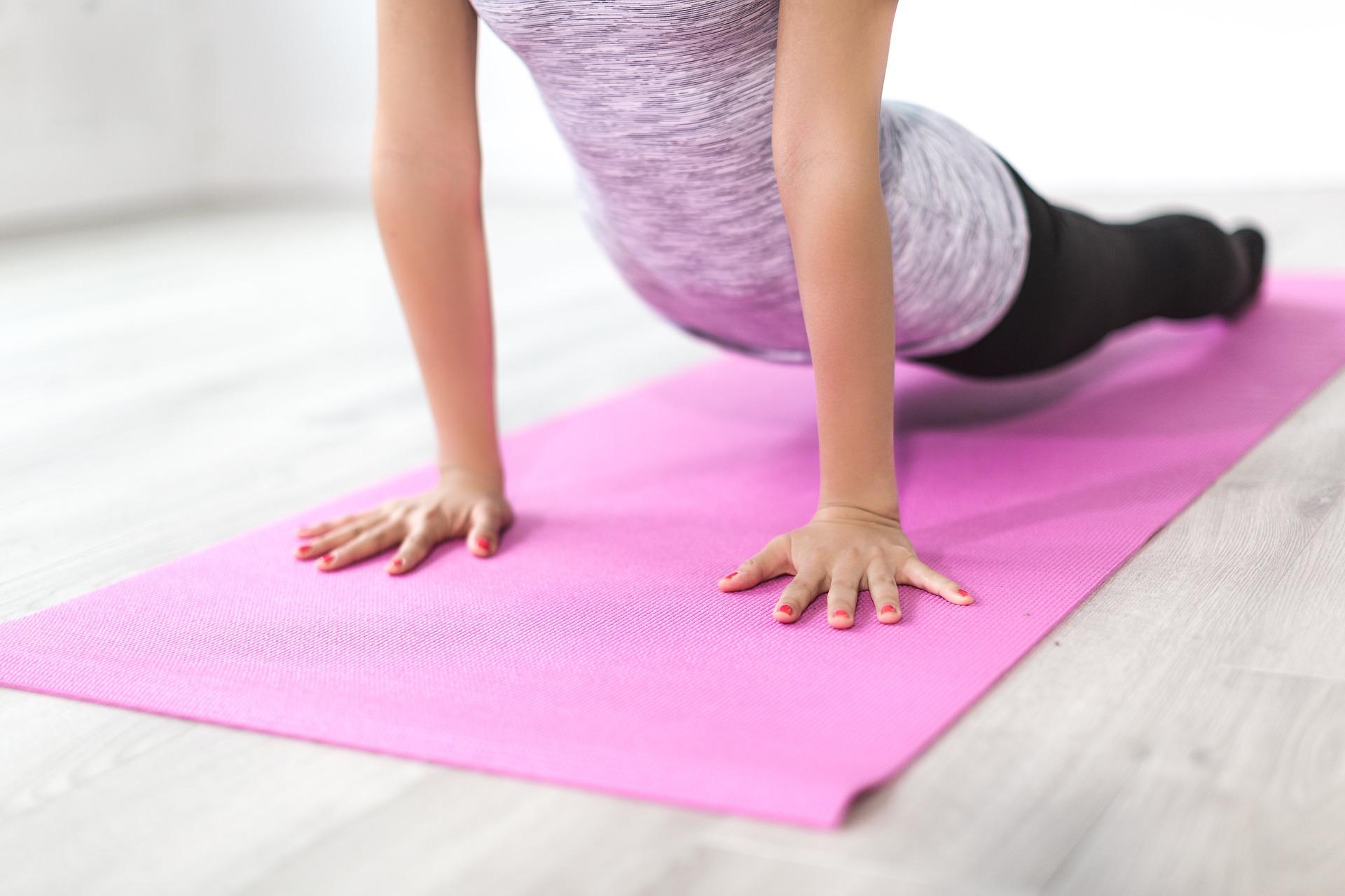 Yoga & nutrition