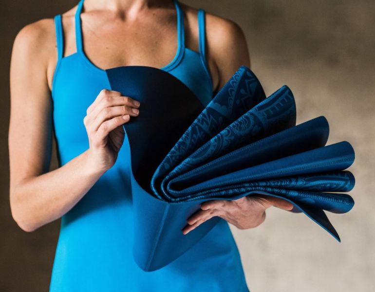 Foldable Yoga Mats For TRAVEL