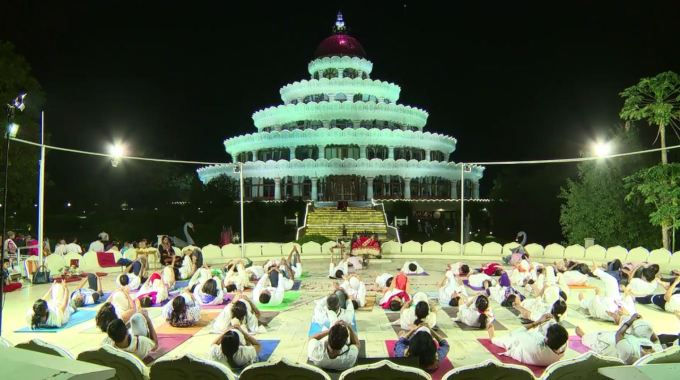 Best Yoga Ashram In India