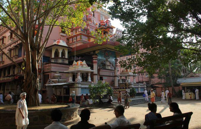 Mata Amritanandamayi Ashram, Kerala - Best Ashrams in India