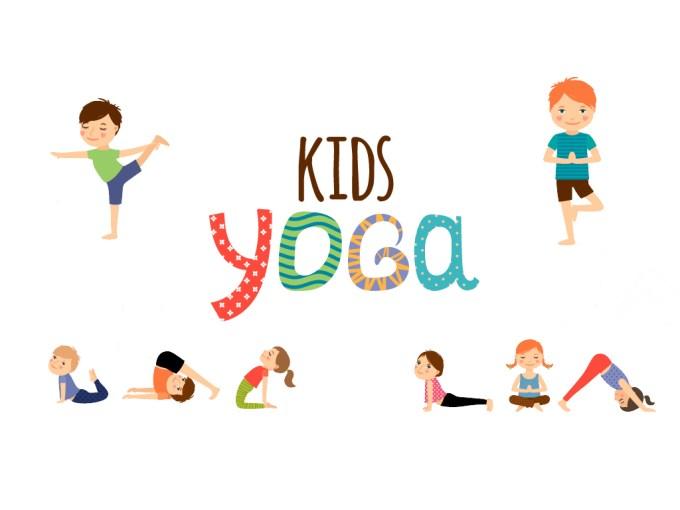 Yoga Pose For Kids_Kids Yoga
