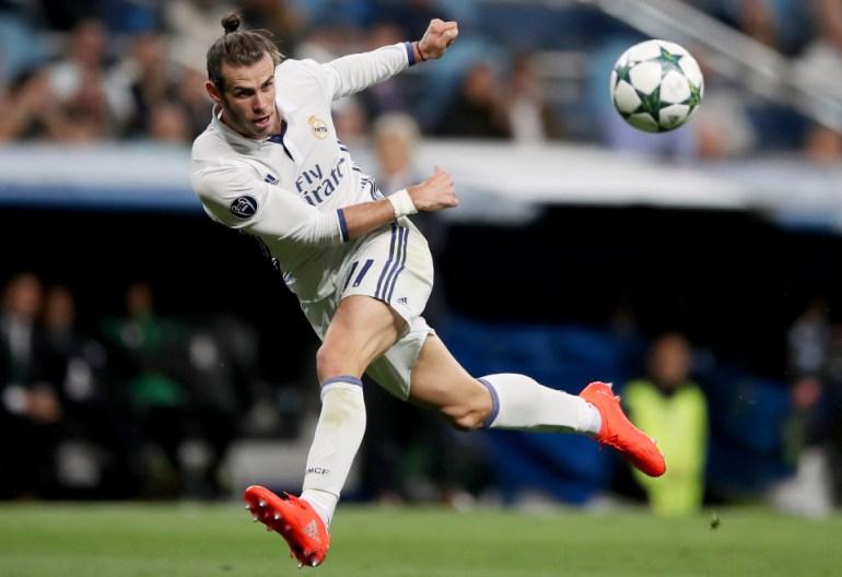 Garath Bale and Yoga
