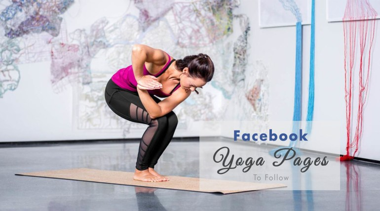 Facebook Yoga Pages To Follow