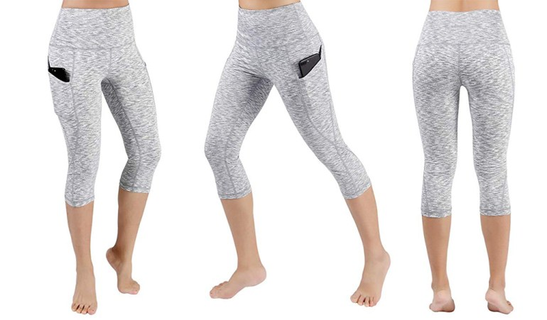 Best Yoga Pants With Pockets - ODODOS
