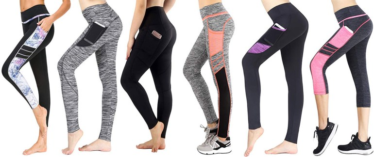 Best Yoga Pants With Pockets - Sugar Pocket