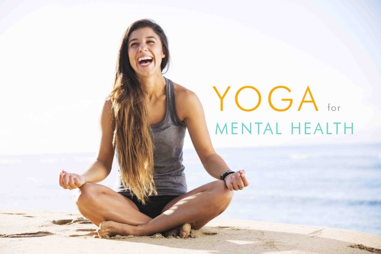 Yoga for Mental Health and Decresing Stress