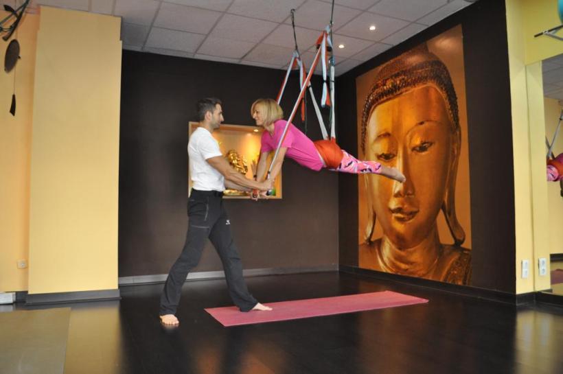 Instructor Air Pilates
