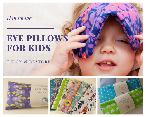 Eye Pillows for Kids