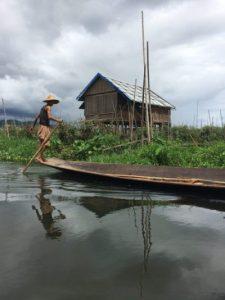 Le riche pêcheur