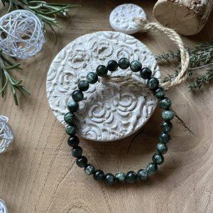 Bracelet Séraphinite