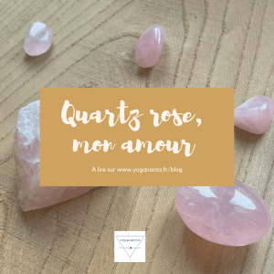Quartz rose : pierre d'amour inconditionnel