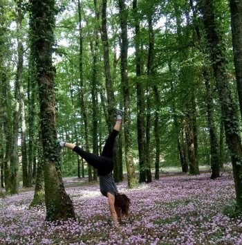 Nathalie Hosp Yoga